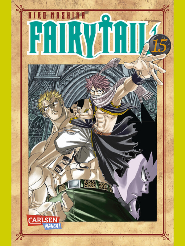 FAIRY TAIL Band 15