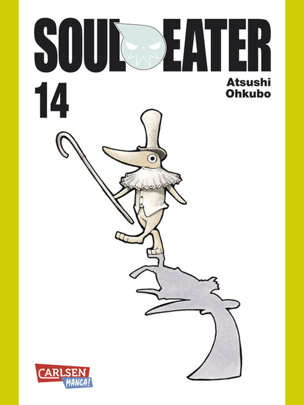 SOUL EATER  Band 14