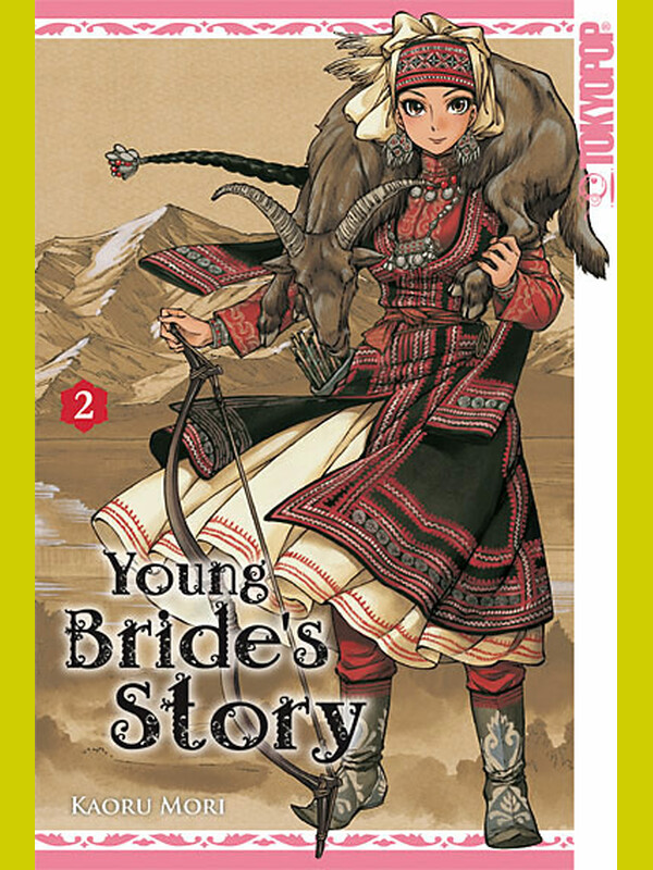YOUNG BRIDE`S STORY - Band 2