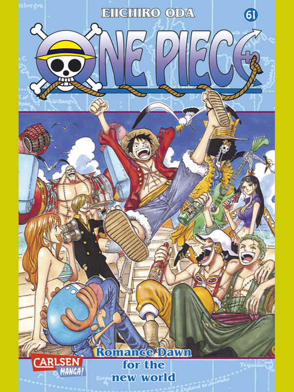 ONE PIECE Band 61