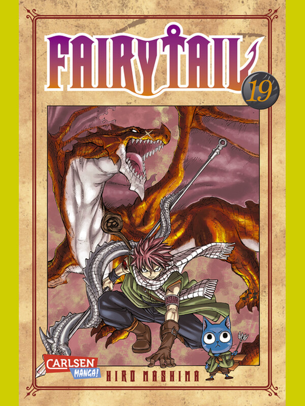 FAIRY TAIL Band 19
