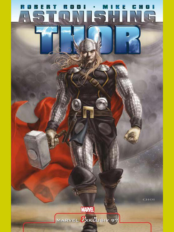 MARVEL EXKLUSIV 97: ASTONISHING THOR SC