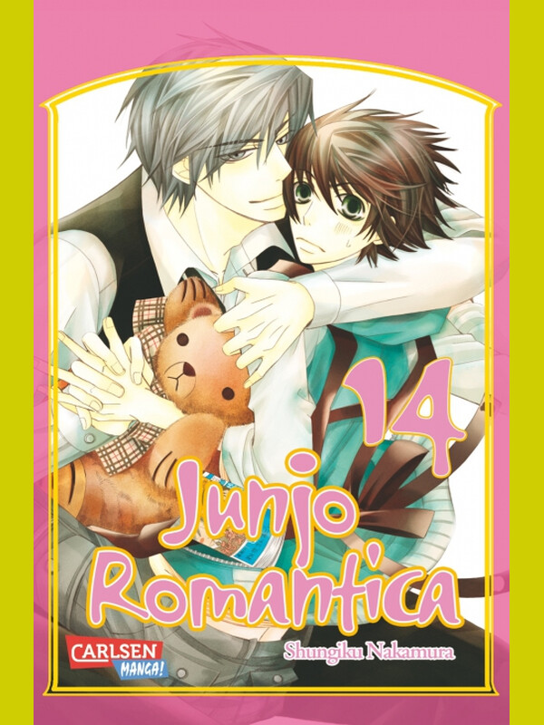 JUNJO ROMANTICA Band 14
