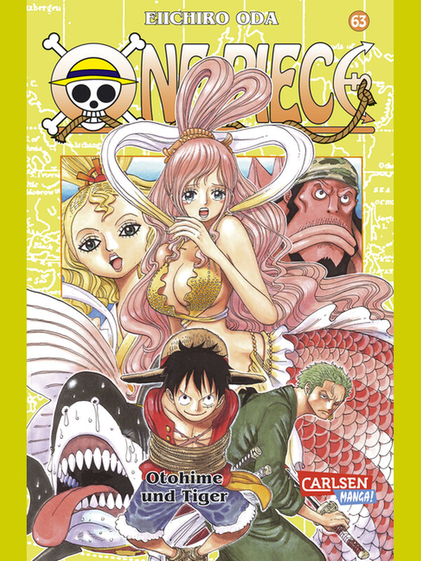 ONE PIECE Band 63