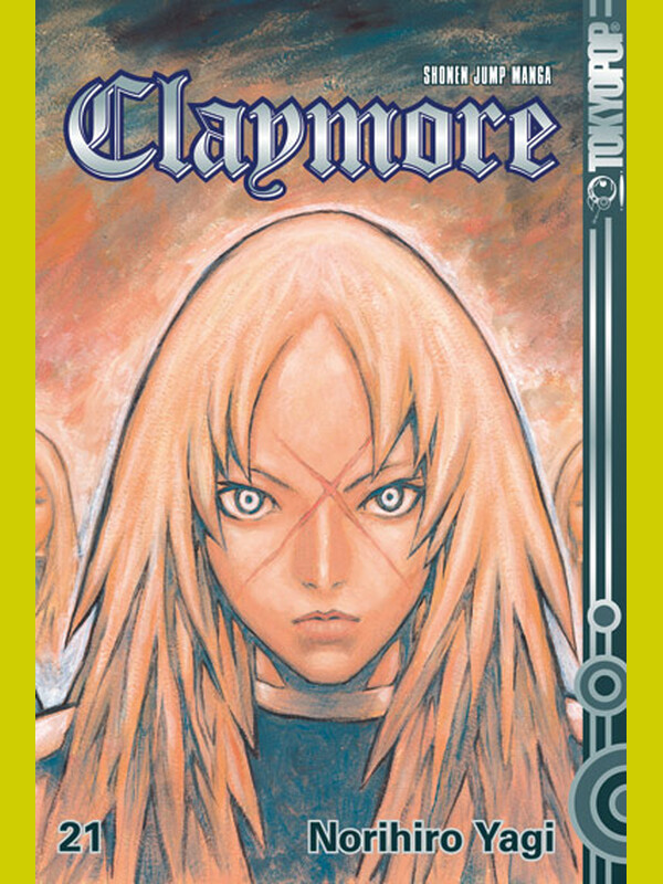 CLAYMORE - Band 21