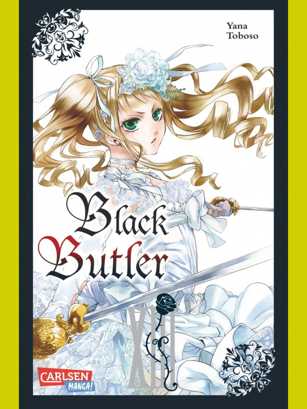 Black Butler Band 13