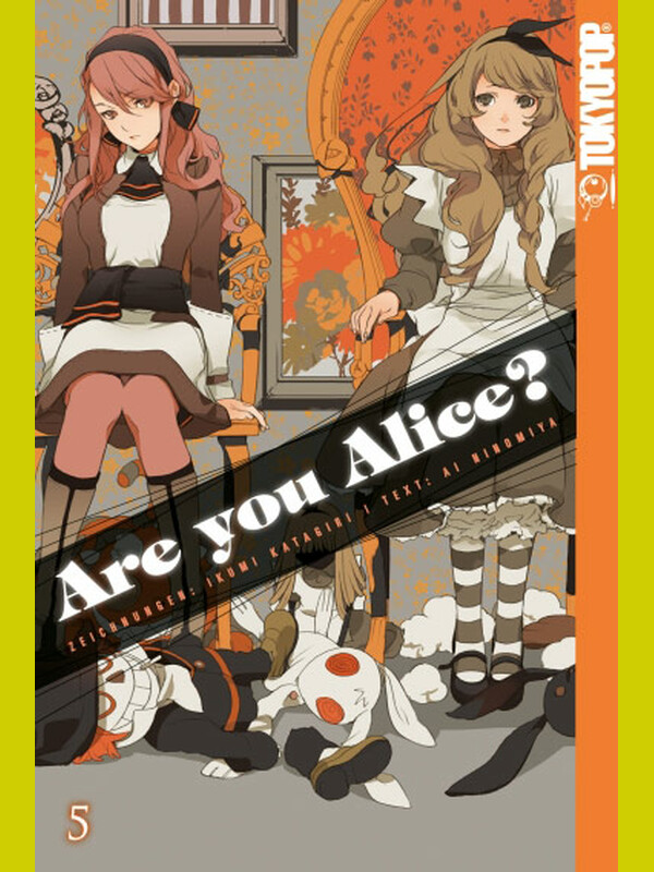 Are you Alice ? - Band 5