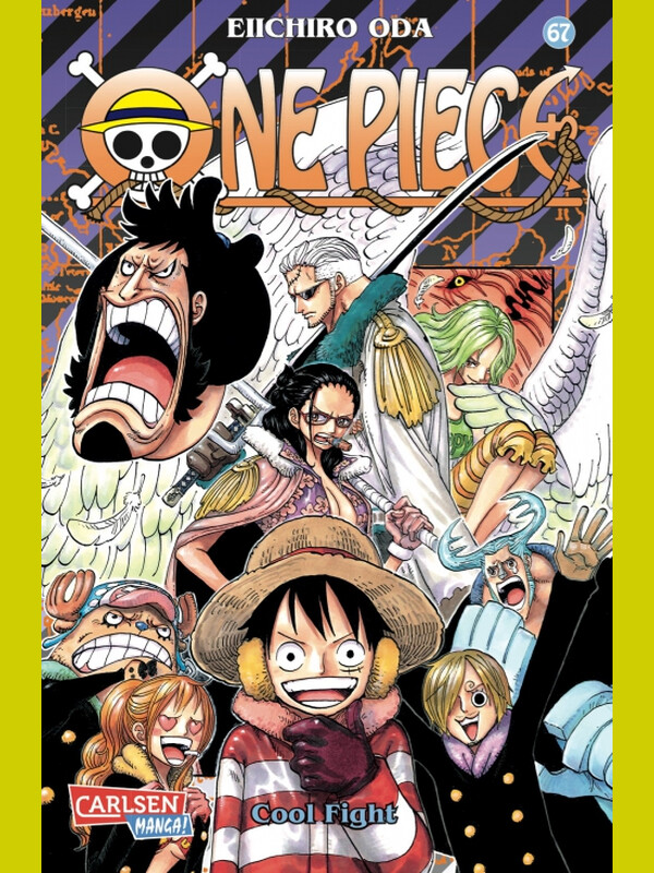 ONE PIECE Band 67