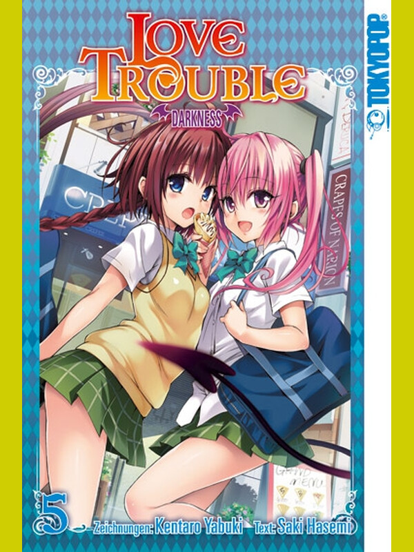 LOVE TROUBLE Darkness Band 5