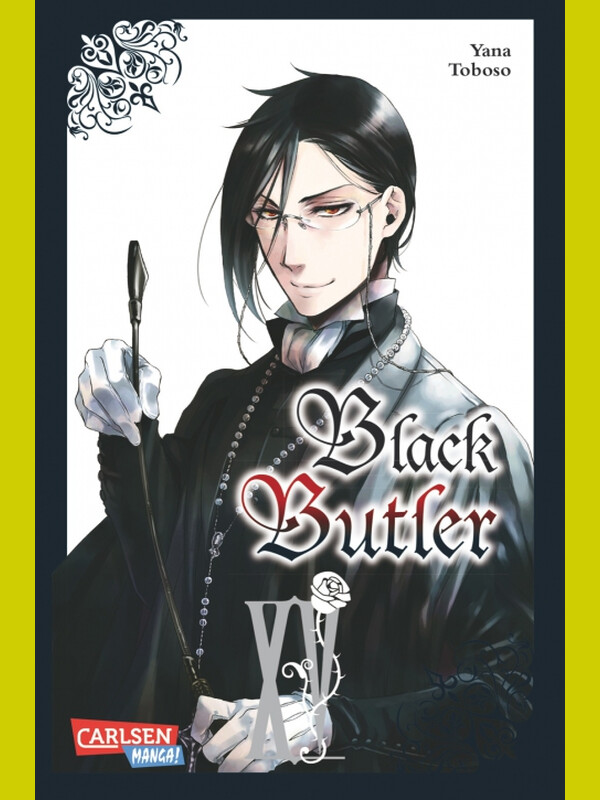 Black Butler Band 15