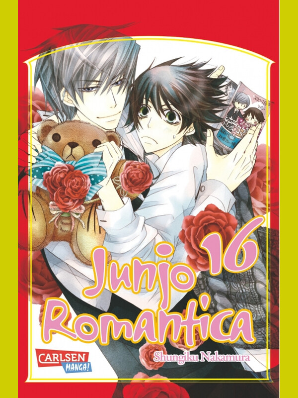 JUNJO ROMANTICA Band 16