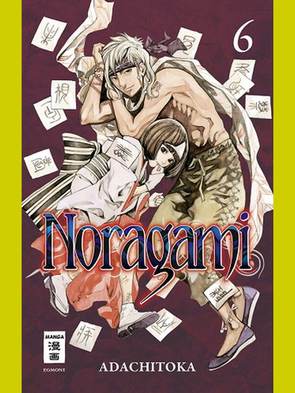 Noragami  Band 6