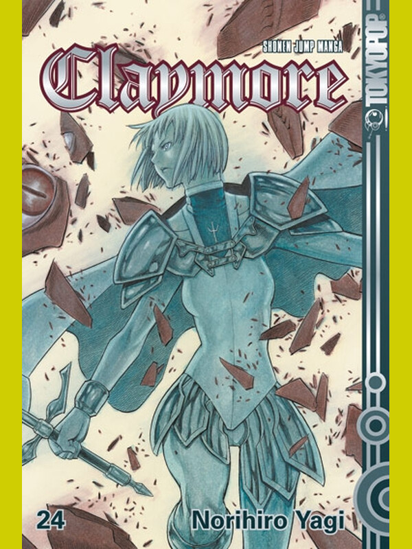 CLAYMORE - Band 24