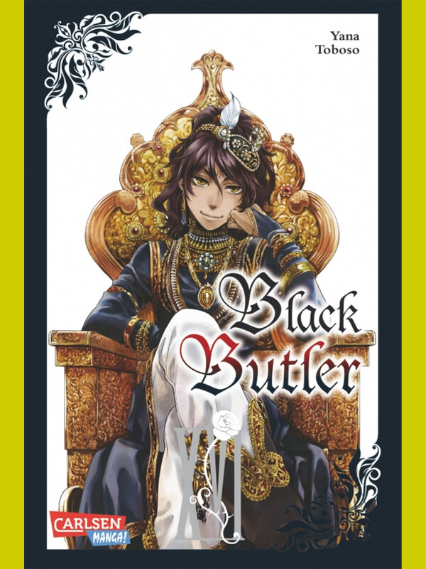 Black Butler Band 16