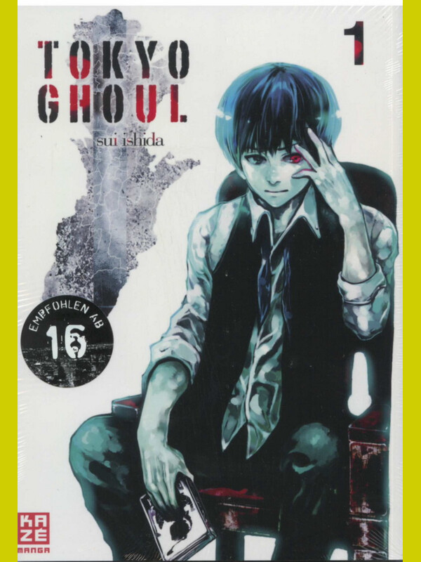 Tokyo Ghoul Band 1
