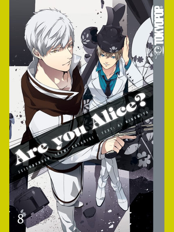 Are you Alice ? - Band 8