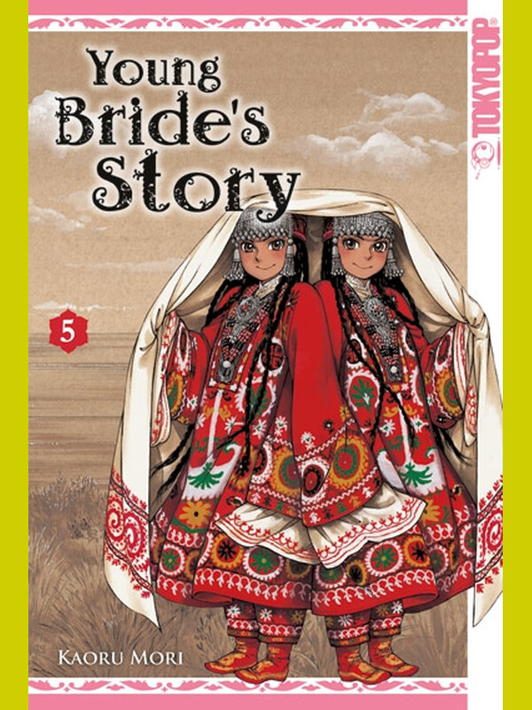 YOUNG BRIDE`S STORY - Band 5