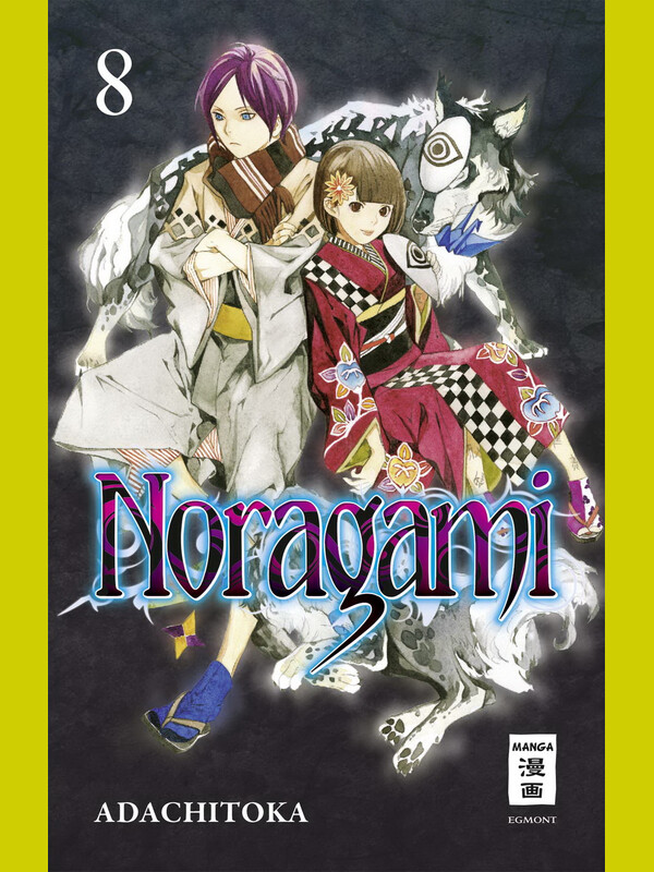 Noragami  Band 8