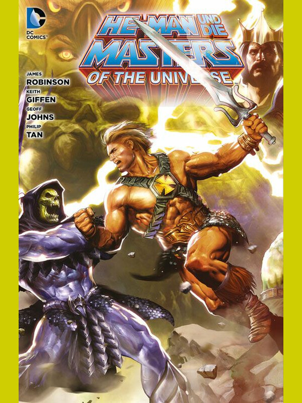 HE-MAN UND DIE MASTERS OF THE UNIVERSE 1