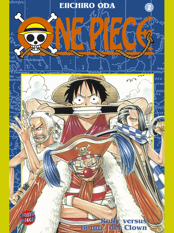ONE PIECE Band 2