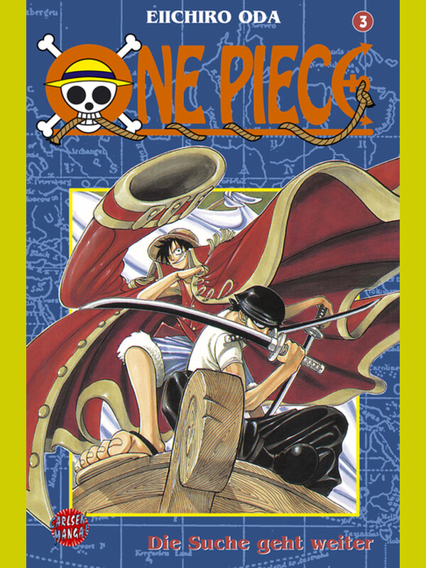 ONE PIECE Band 3