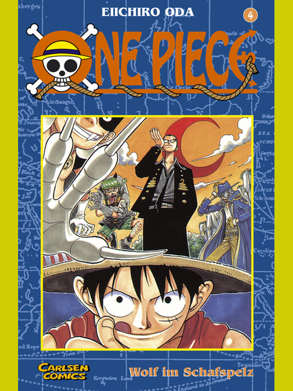 ONE PIECE Band 4