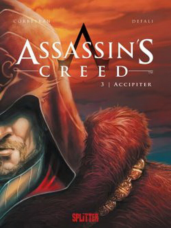 ASSASSINS CREED 3: ACCIPITER