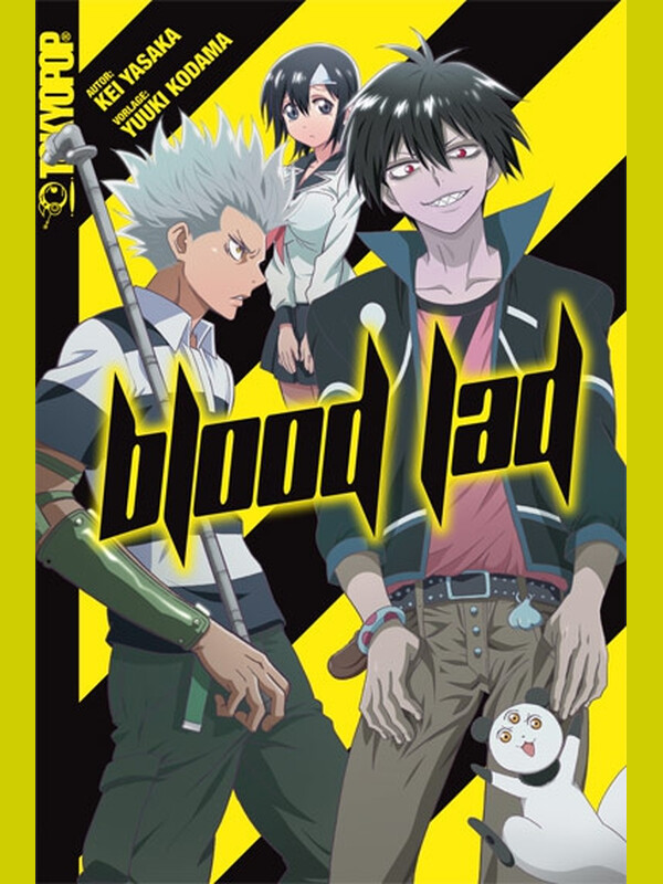 Blood Lad Novel 1