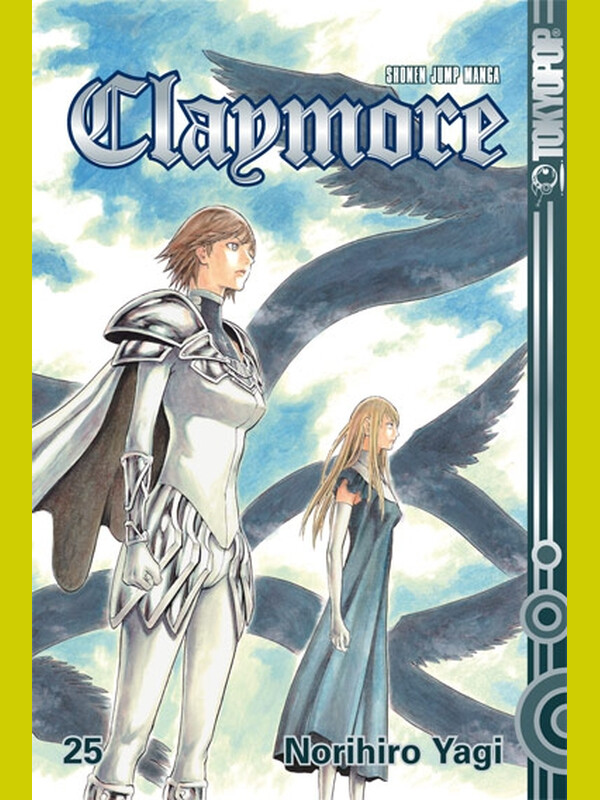 CLAYMORE - Band 25