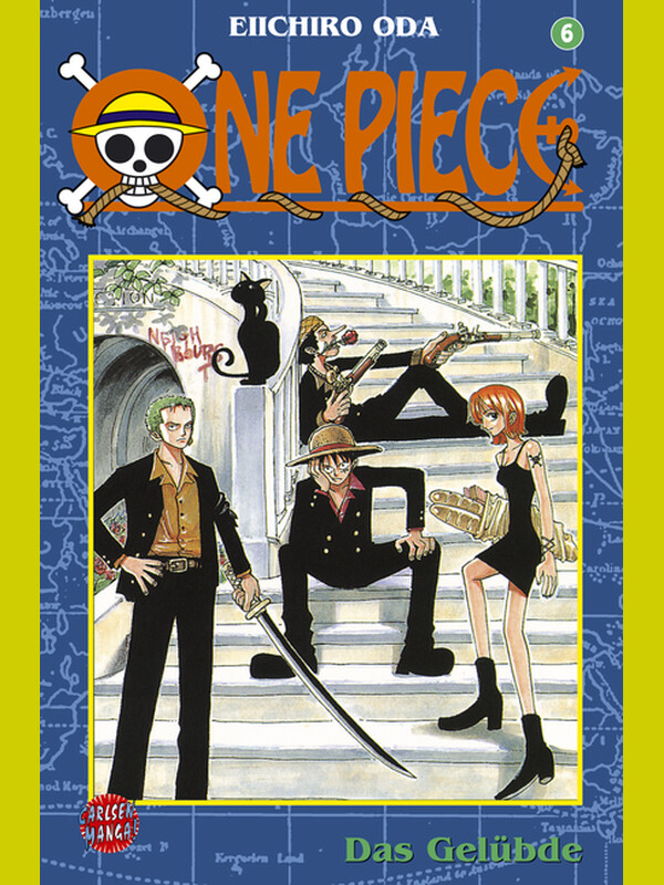 ONE PIECE Band 6