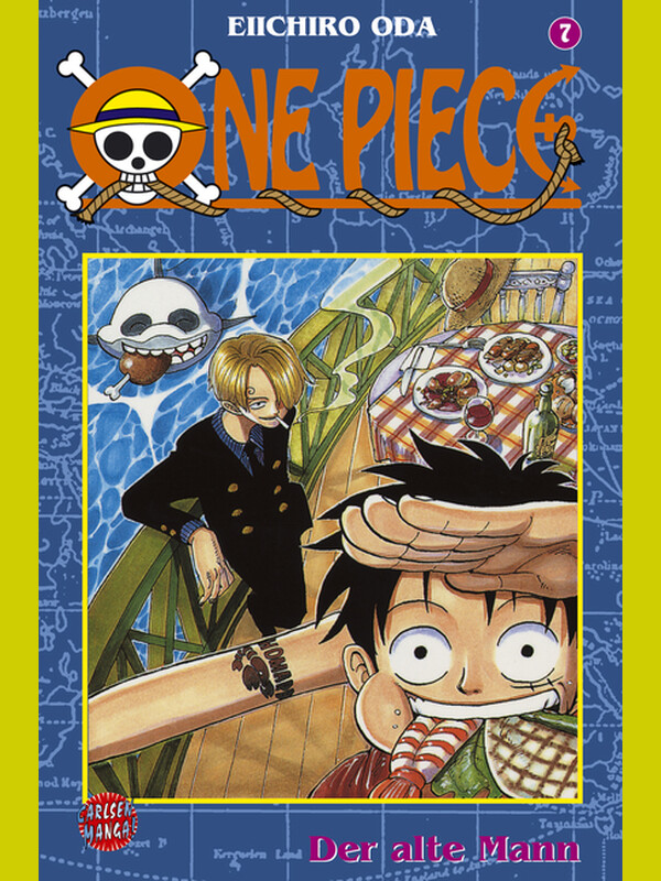 ONE PIECE Band 7