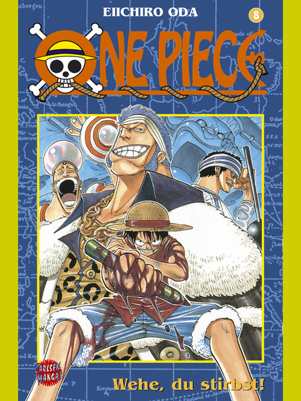ONE PIECE Band 8