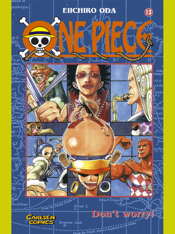 ONE PIECE Band 13