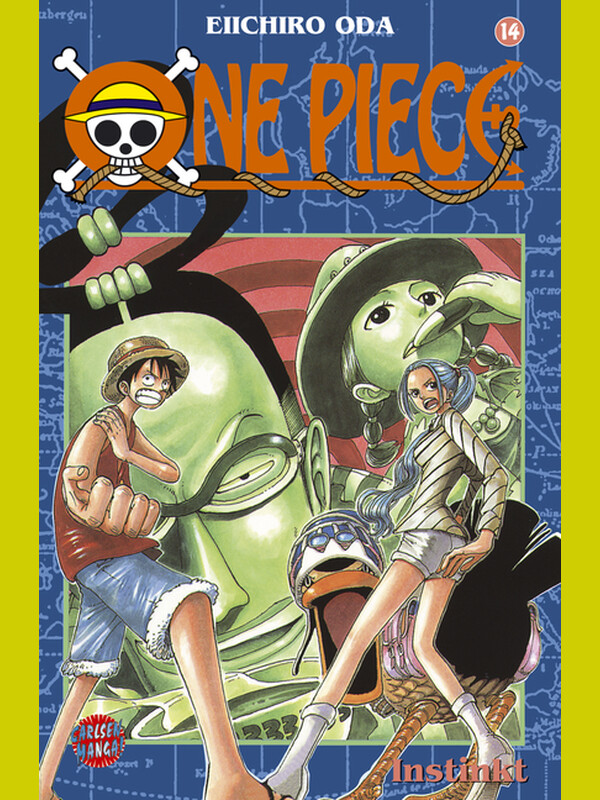 ONE PIECE Band 14
