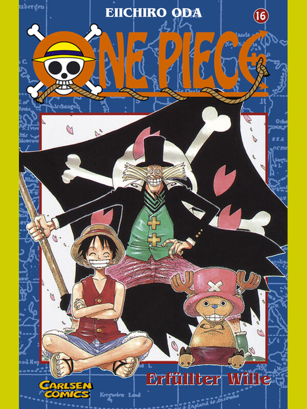 ONE PIECE Band 16