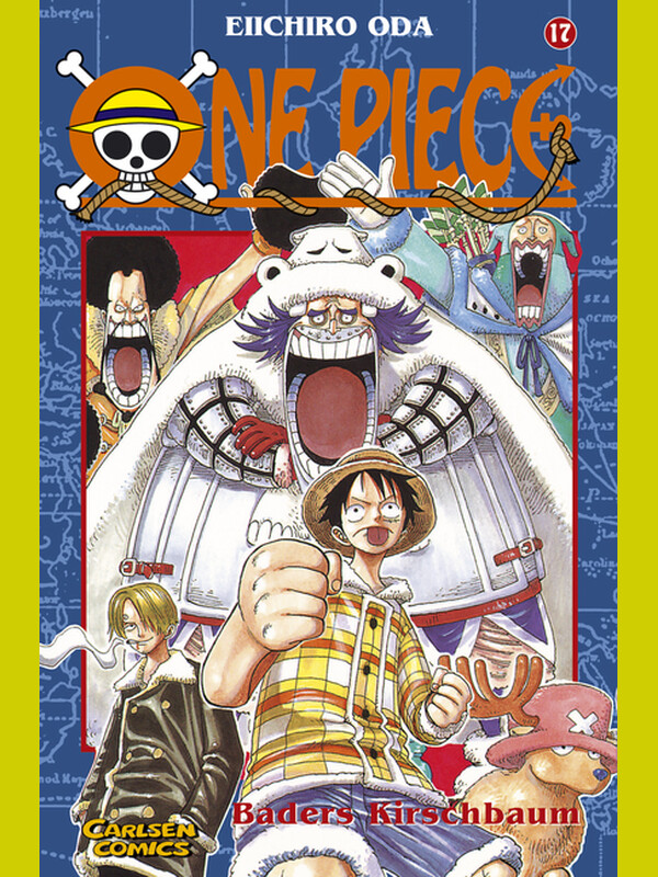ONE PIECE Band 17