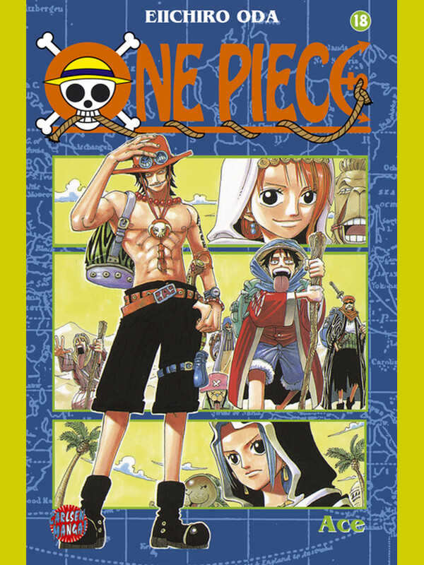 ONE PIECE Band 18