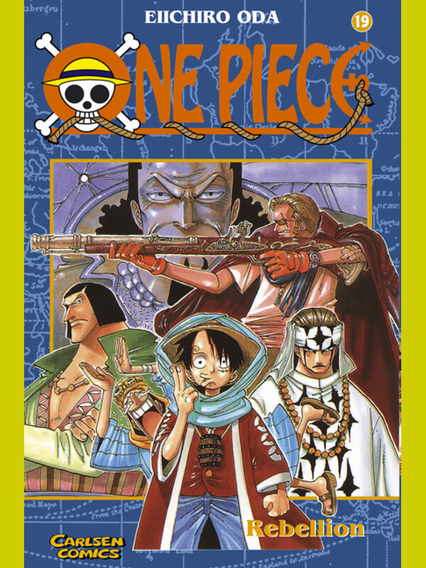 ONE PIECE Band 19