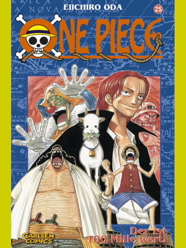 ONE PIECE Band 25