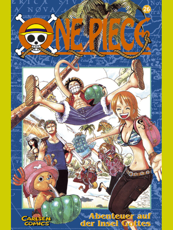 ONE PIECE Band 26