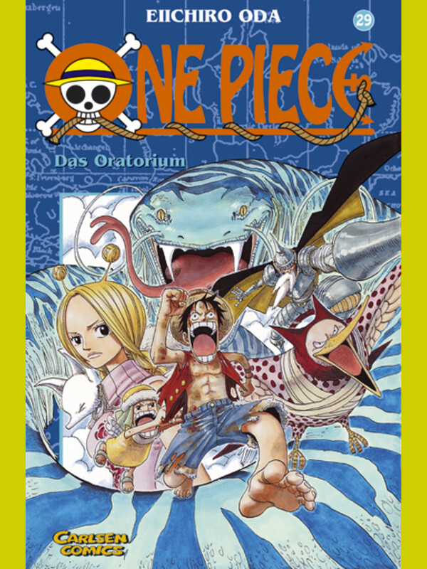 ONE PIECE Band 29