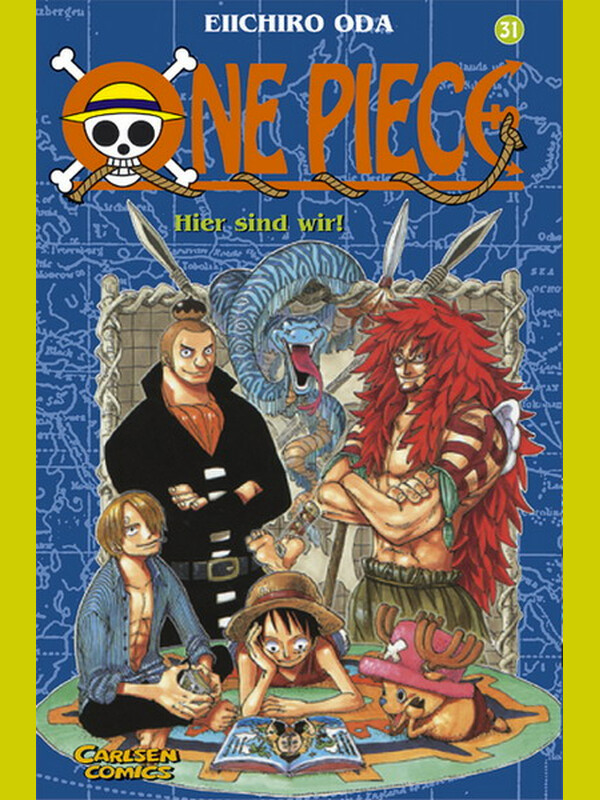 ONE PIECE Band 31