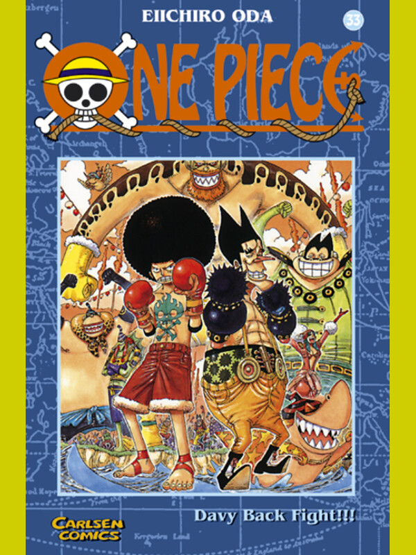 ONE PIECE Band 33
