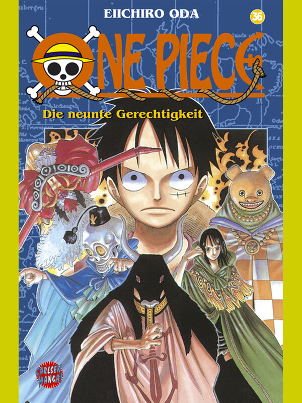 ONE PIECE Band 36