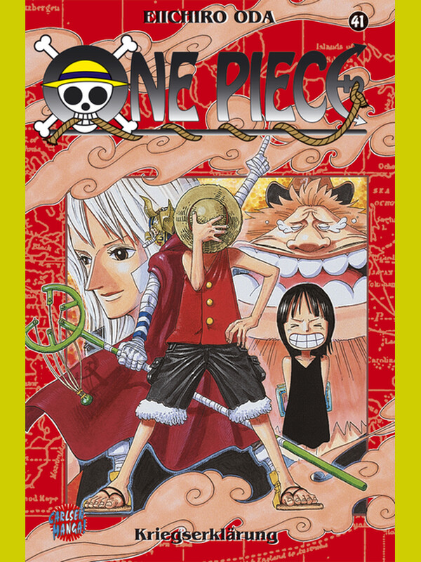ONE PIECE Band 41