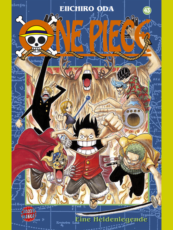 ONE PIECE Band 43