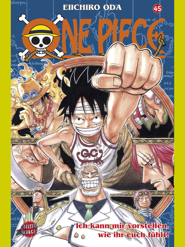 ONE PIECE Band 45