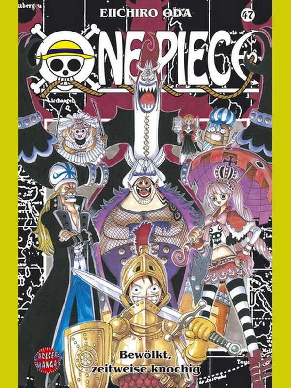 ONE PIECE Band 47