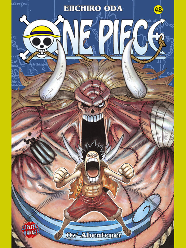 ONE PIECE Band 48