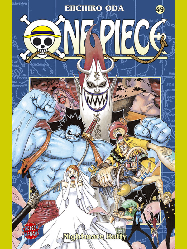 ONE PIECE Band 49